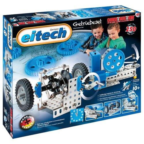 Купить Винтовой конструктор Eitech Classic C07 Механик, Конструкторы