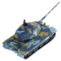 Танк Heng Long King Tiger (2203) 1:72 13.5 см