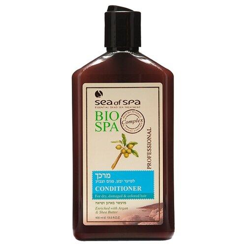 Купить Sea of Spa кондиционер Bio Spa Professional для сухих, поврежденных и окрашенных волос, 400 мл