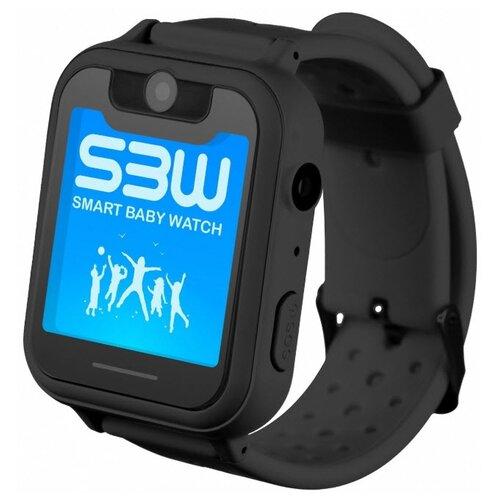 Детские умные часы Smart Baby Watch SBW X, черный часы smart baby watch v7k черный