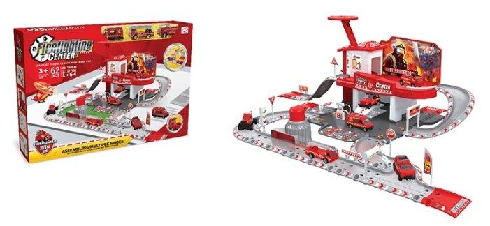 Shantou Gepai Игровой набор Пожарная станция TH8549