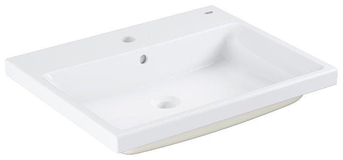 Раковина 60.5 см Grohe Cube Ceramic 3947900H