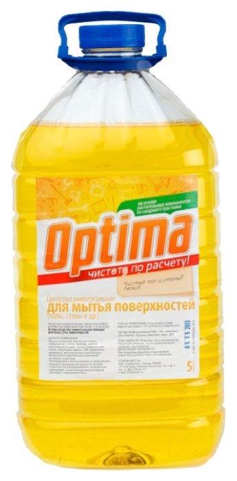 Synergetic Средство универсальное для мытья поверхностей Оптима