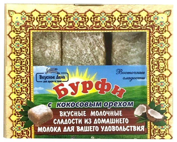 Бурфи Апромея с кокосовым орехом 200 г