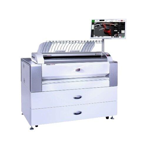 Фото - МФУ ROWE ecoPrint i4 MFP, белый rowe variofold compact offline on table