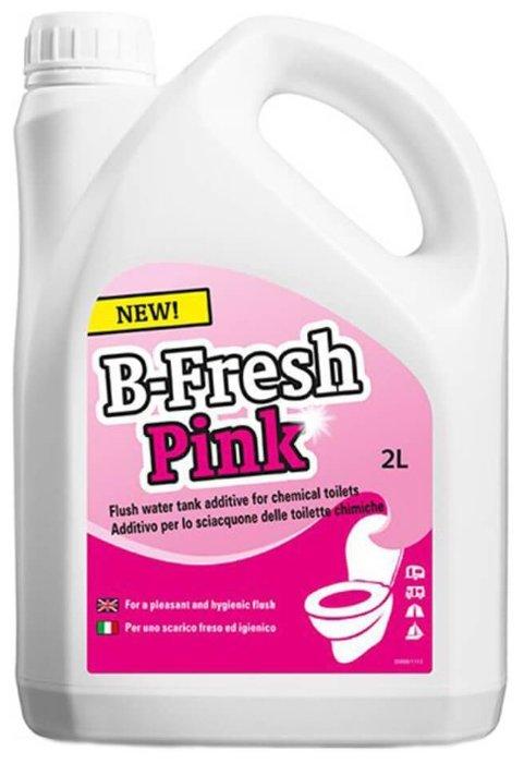Thetford Туалетная жидкость B-Fresh Pink 2 л