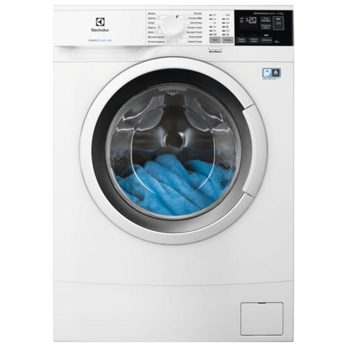 Стиральная машина Electrolux PerfectCare 600 EW6S4R27W цена 2017