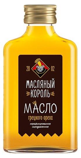 Масляный Король Масло грецкого ореха