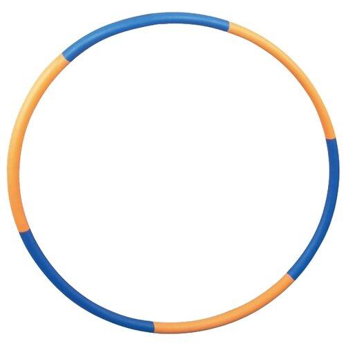 цена на Гимнастический обруч Hawk HKHL107 90 см желтый/синий