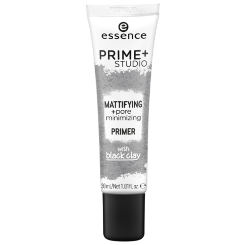 Essence матирующий праймер Prime Studio Mattifying Pore Minimizing Primer  with Black Clay 30 мл 00a082103fa