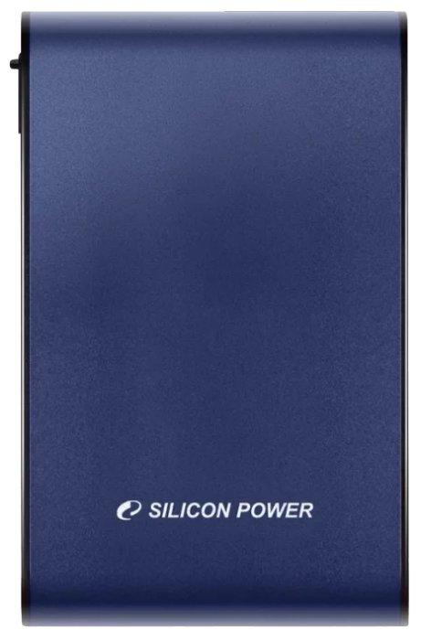 Внешний HDD Silicon Power Armor A80 500 ГБ
