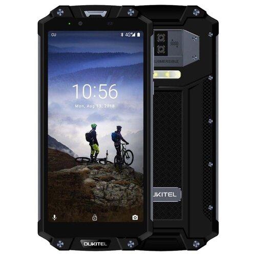 Смартфон OUKITEL WP2 черный  - купить со скидкой