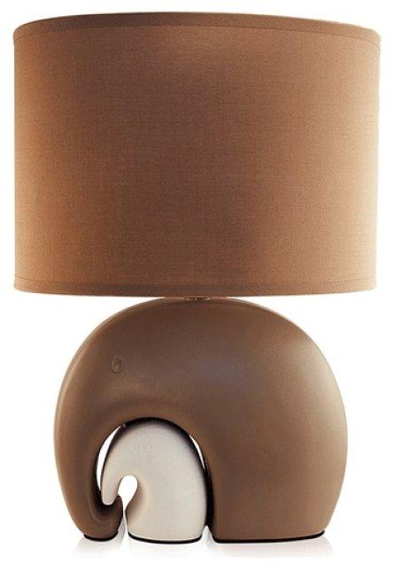 Настольная лампа Lucia Слоны 559 коричневый