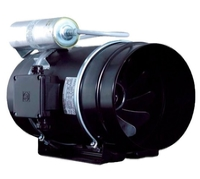 Канальный вентилятор Soler & Palau TD 1200/315 ATEX черный