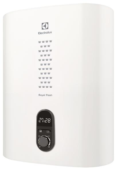 Накопительный электрический водонагреватель Electrolux EWH 30 Royal Flash — сколько стоит — выбрать на Яндекс.Маркете