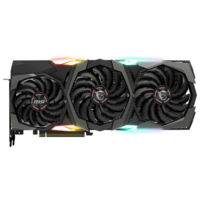 Видеокарта MSI GeForce RTX 2080 1515 МГц PCI-E 3.0 8192MB 14000 МГц 256 bit HDMI HDCP GAMING X TRIO