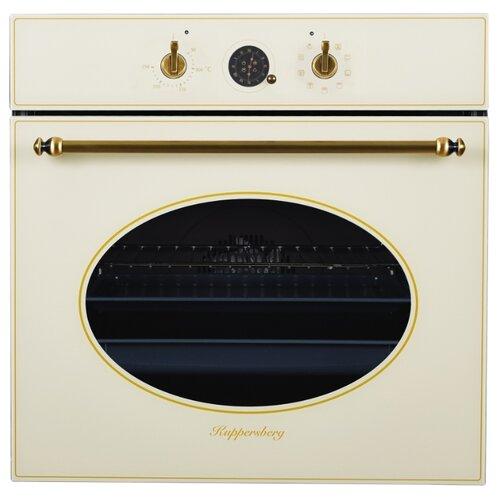 Электрический духовой шкаф Kuppersberg SR 669 C BRONZE встраиваемый электрический духовой шкаф kuppersberg rc 699 c gold