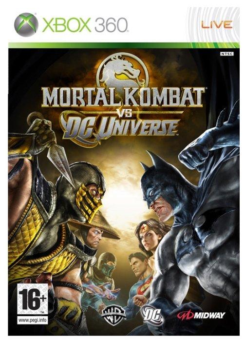 Mortal Kombat vs. DC Universe фото 1