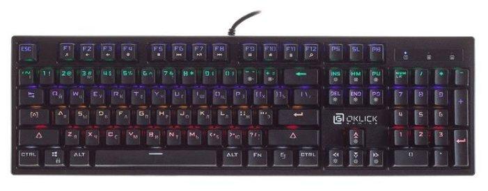 Клавиатура проводная мультимедийная Smartbuy 301 USB с подсветкой клавиш черно/белая (SBK-301U-KW) (арт. 649747)