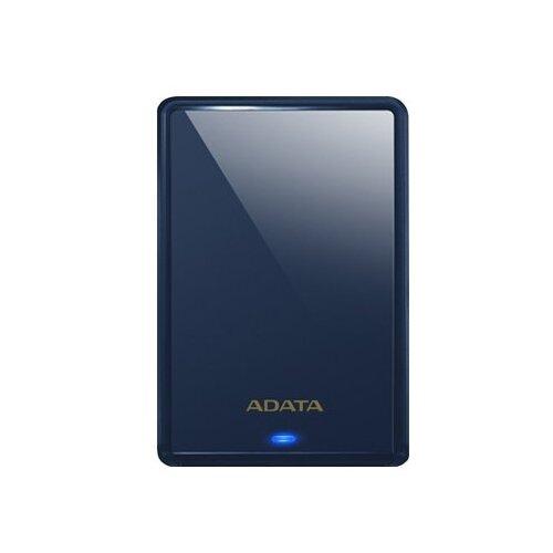 Фото - Внешний HDD ADATA HV620S 2 TB, синий внешний hdd adata hd710 pro 2 tb красный