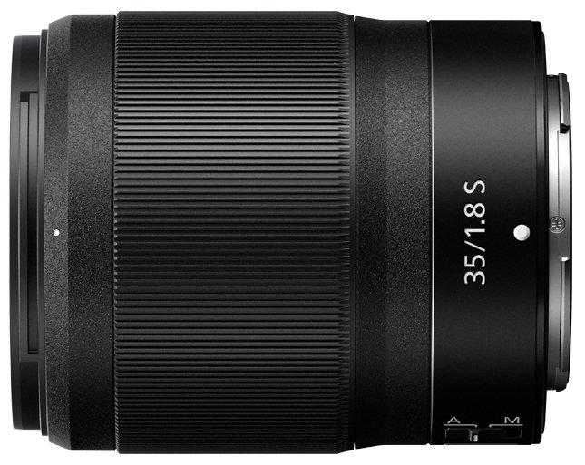 Объектив Nikon 35mm f/1.8S Nikkor Z