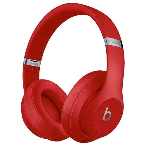 Беспроводные наушники Beats Studio 3 Wireless red цена 2017