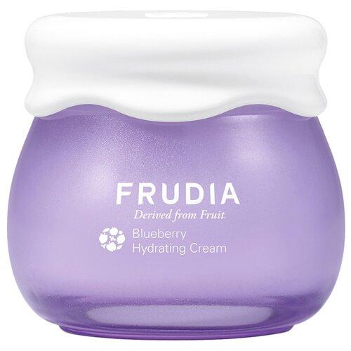Купить Frudia Blueberry Hydrating Cream Увлажняющий крем для лица с экстрактом черники, 55 г