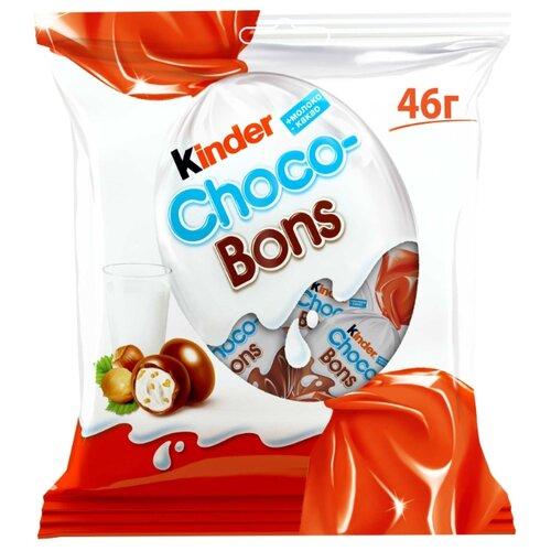 Конфеты Kinder Choco-Bons 46 гШоколадные конфеты<br>