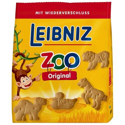 Печенье Leibniz детское Zoo original, 100 г