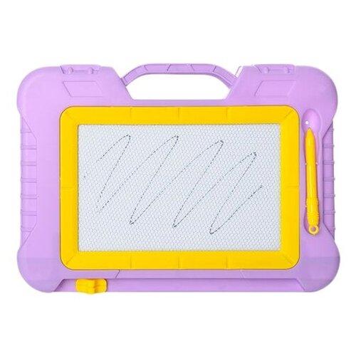 Купить Доска для рисования детская Наша игрушка Отличник (YT011B) розовый, Доски и мольберты