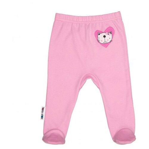 Ползунки lucky child размер 26, розовыйПолзунки<br>