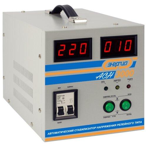 Стабилизатор напряжения однофазный Энергия ACH 3000 фото