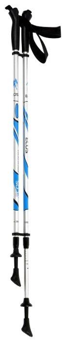 Палка для скандинавской ходьбы 2 шт. ECOS Телескопические Алюминиевые AQD-B004-6061