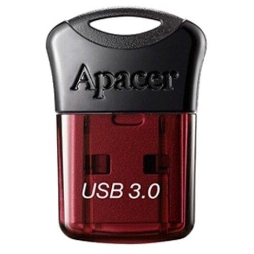 Флешка Apacer AH157 32GB красный/черныйUSB Flash drive<br>