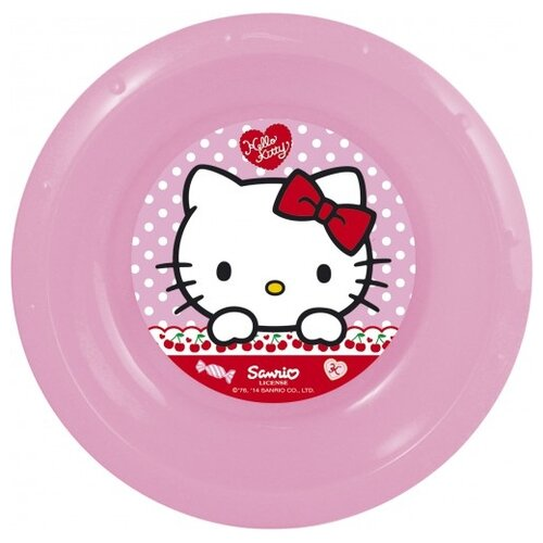 Stor Миска Hello Kitty 16.7 см розовый самокат hello kitty детский hc1003 kc розовый
