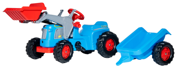 Веломобиль Rolly Toys Kiddy Classic (630042)