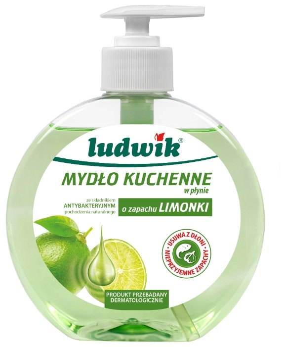 Мыло жидкое LUDWIK Лимон