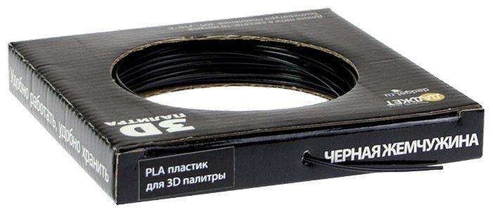 PLA пруток Даджет 1.75 мм черный