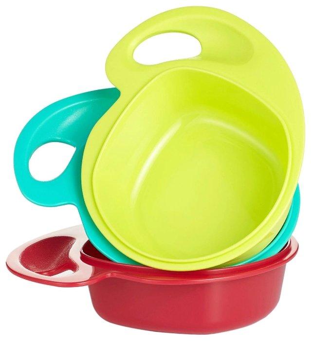 Комплект посуды Bebe Due 3 предмета (80209)