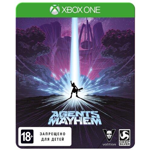 Игра для Xbox ONE Agents of Mayhem