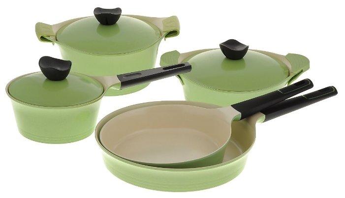 Набор посуды Frybest GRCY-N20 12 пр.