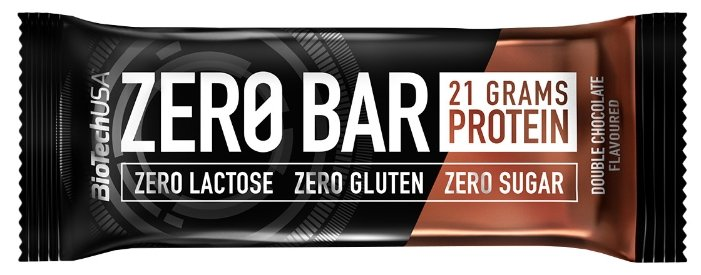 BioTech протеиновый батончик Zero Bar (50 г)