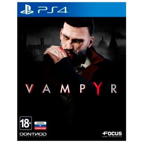 Игра для PlayStation 4 Vampyr