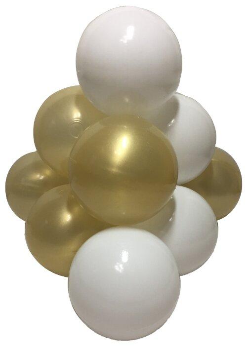 Шарики для сухих бассейнов Hotenok Изыск 50 штук, 7 см (sbh144)