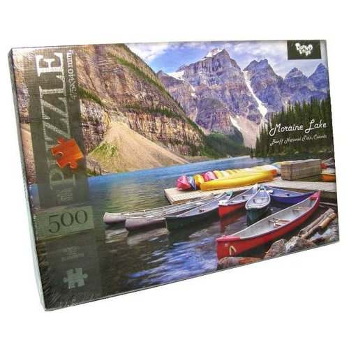 Купить Пазл Danko Toys Пейзаж (C500-10-08), элементов: 500 шт., Пазлы