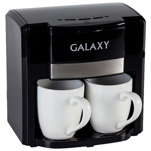 Кофеварка Galaxy GL0708 черный