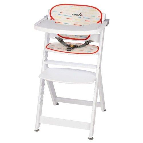 Купить Растущий стульчик Safety 1st Timba red lines/white wood, Стульчики для кормления