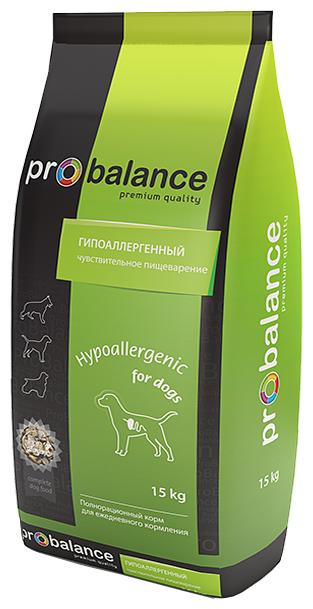 Корм для собак ProBalance 15 кг