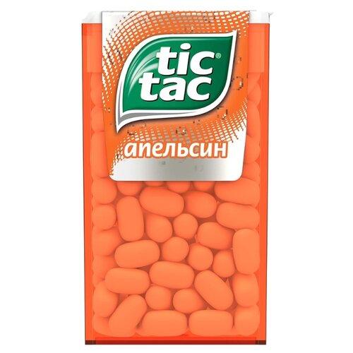 Драже Tic Tac Апельсин, 49 г драже tic tac ягодный микс 12 шт