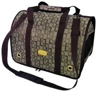 Переноска-сумка для кошек и собак LOORI Z2306 49х30х35 см
